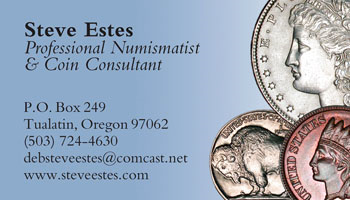 Steve Estes business card