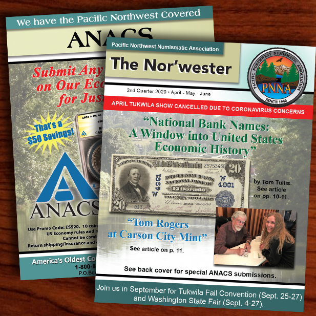 The Nor'wester 2nd Q 2020 cover.