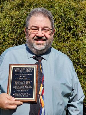 Kevin Charboneau (2020 Everett Award)