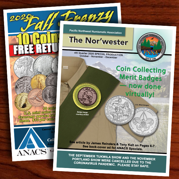 The Nor'wester 4th Q 2020 cover.