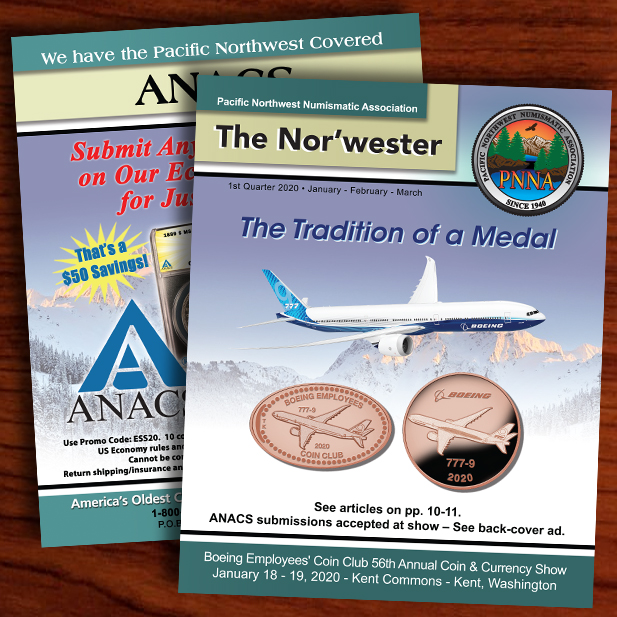 The Nor'wester 1st Q 2020 cover