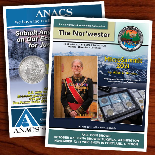The Nor'wester cover - 4th Quarter 2021